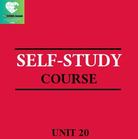 Unit 20 self study program